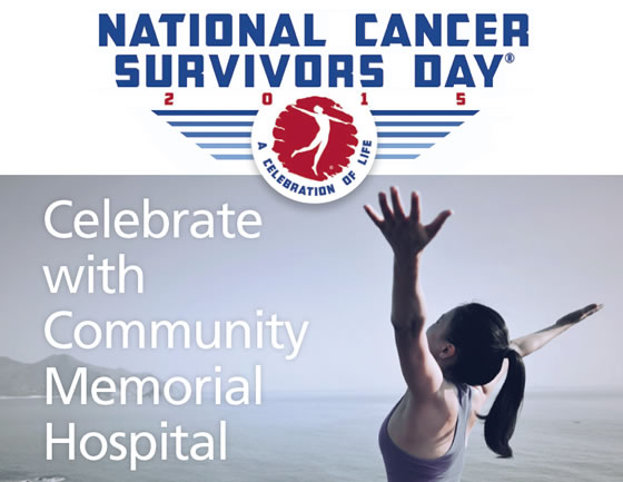 Celebrate<br /> with<br /> Community<br /> Memorial<br /> Hospital