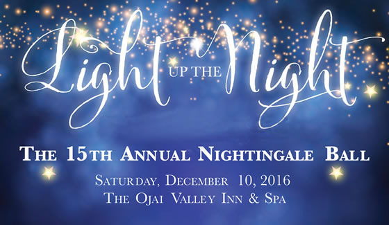 The 15th Annual Nightingale Ball