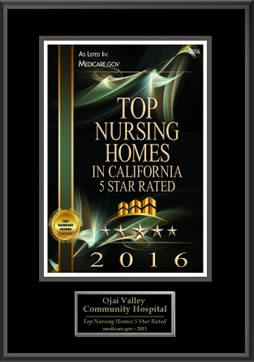 Top Nursing Homes in California - 5 Star Rated