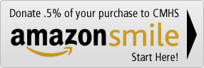 Donate .5% of your purchases to CMHS with Amazon Smile