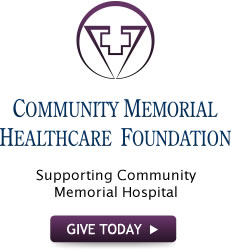 Community Memorial Healthcare Foundation, Supporting Community Memorial Hospital: GIVE TODAY!
